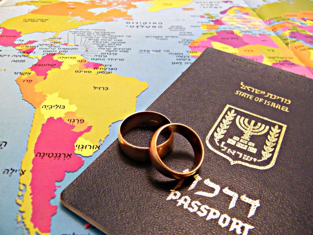 парагвайский брак в израиле