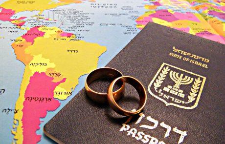 СВАДЬБЫ ЗА ГРАНИЦЕЙ ИЗРАИЛЯ